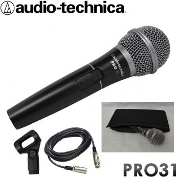 Мікрофон Audio-Technica PRO31