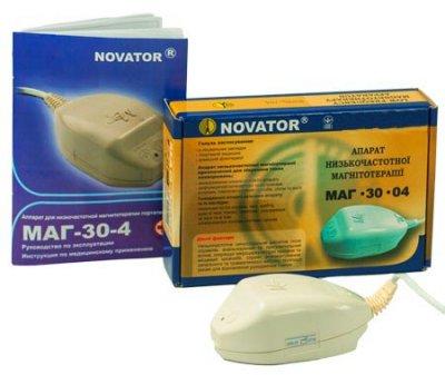 Аппарат для низкочастотной магнитотерапии МАГ-30-4