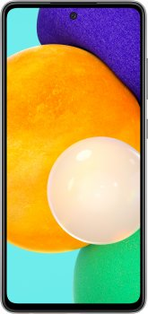 Мобільний телефон Samsung Galaxy A52 4/128 GB Black