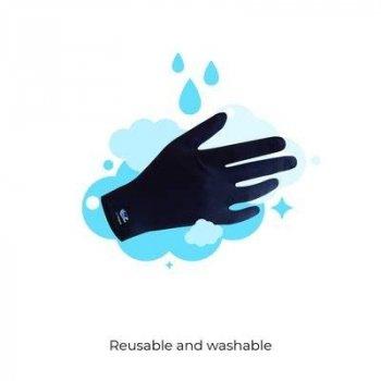 Багаторазові антивірусні рукавички Fine Guard L