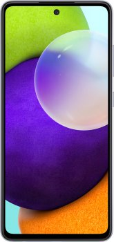 Мобільний телефон Samsung Galaxy A52 8/256 GB Lavender