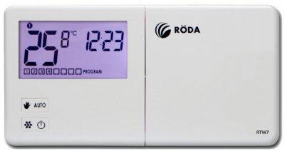 Терморегулятор RODA комнатный RTW7