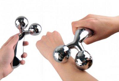 Массажер для лица и тела 3D Massager Массаж, Омолаживание