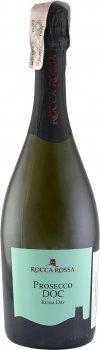 Вино игристое Rocca Rossa Prosecco белое экстра-брют 0.75 л 11% (8013651022231)