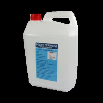 Перекис водню медична пергідроль Интерсинтез 35% 11 кг