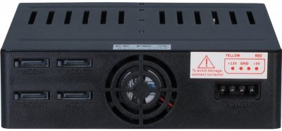 """Внутрішня кишеня Sinan 5.25"""" для 4 x HDD 2.5"""" SATA (X-3531)"""