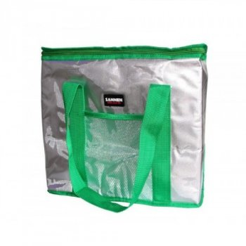 Термосумка на 25 літрів, сумка-холодильник Sannen Cooler Bag Green