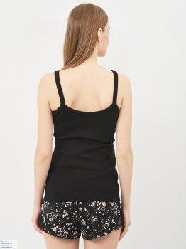 Майка для беременных H&M 302-8601701 Черная