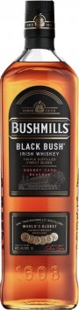 Виски Bushmills Black 8 лет выдержки 1 л 40% (5055966810076)