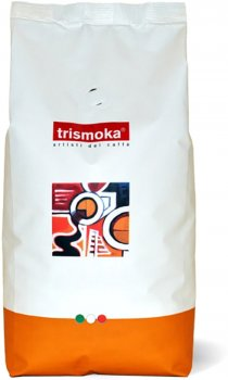 Кофе в зернах Trismoka Italia 1 кг (8068020409533)