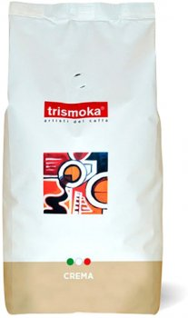 Кофе в зернах Trismoka Crema 1 кг (0806891061430)