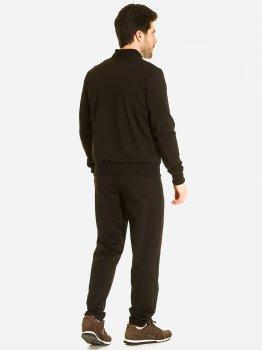 Спортивний костюм Demma 811 Чорний