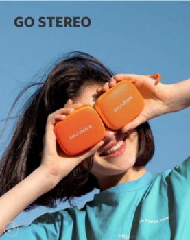 Портативна колонка ANKER SoundСore Icon Mini Orange