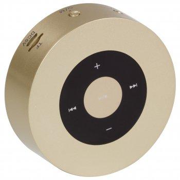 Бездротова Bluetooth колонка BL Keling A8 Gold
