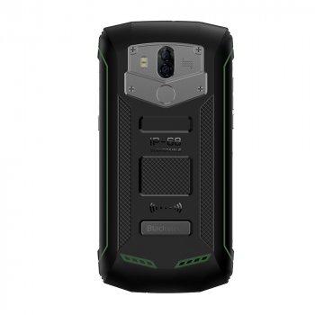 Захищений смартфон Blackview BV5800 green +32GB з батареєю 5580mAh