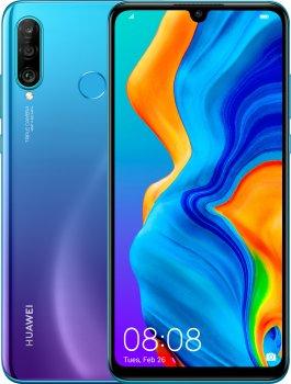 Мобільний телефон Huawei P30 Lite 4/64GB Peacock Blue (868787040156245) — Уцінка