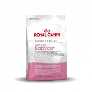 Сухой корм Royal Canin MOTHER&BABYCAT pro для котят, беременных и кормящих кошек (10 кг)