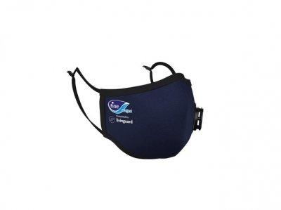 Захисна антивірусна маска для обличчя Fine Guard N95 L
