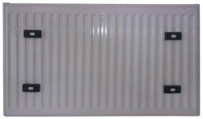 Радіатор сталевий панельний 22 пліч Kalde Білий (000010994)