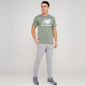 Чоловічі спортивні штани Champion Rib Cuff Pants Сірий (cha212148-OXGM)