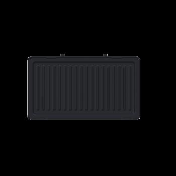 Бутербродница LIBERTON LSM-8030 чорна (3 в1, Вафель., Сендвіч., Гриль, 800Вт)