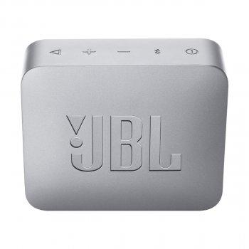 Акустика JBL GO 2 Gray (JBLGO2GRY)