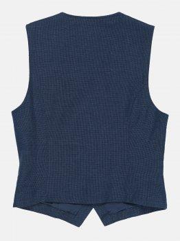Жилет H&M 802-76196002 Темно-синий