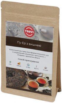 Чай черный Trevi Пуэр с вишней 50 г (4820230024005)