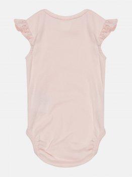 Боди-футболки H&M 1602-75261502 Светло-розовое (35629518)