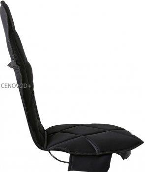 Массажер автомобильная массажная накидка чехол на кресло сиденья авто (6372838)