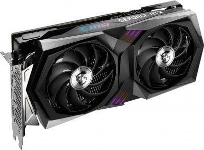 MSI PCI-Ex GeForce RTX 3060 Gaming X 12G 12GB GDDR6 (192bit) (1837/15000) (HDMI, 3 x DisplayPort) (RTX 3060 GAMING X 12G)