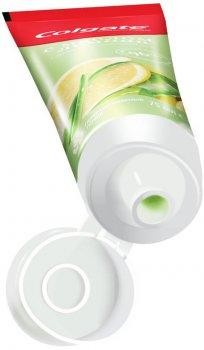 Зубная паста с натуральными ингредиентами Colgate Naturals Освежающая чистота с Маслом Лимона 75 мл (6920354828300)