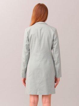 Пальто Promin 2024-13_241 Мятное