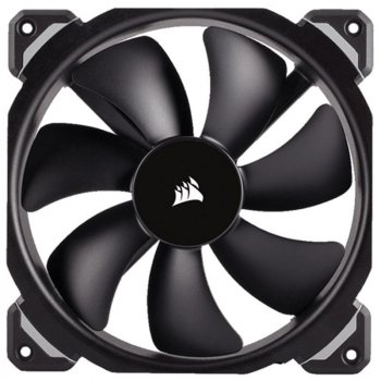 Вентилятор Corsair ML140 Pro (CO-9050045-WW), 140x140x25мм, 4-pin, черный