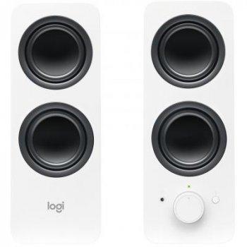 Акустична система Logitech Z-200 Snow White (980-000811)
