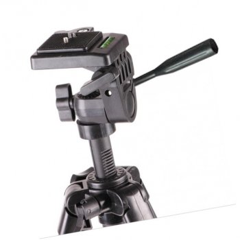Посилений штатив трипод для смартфонів Tripod WT-330A для кільцевих ламп та камер