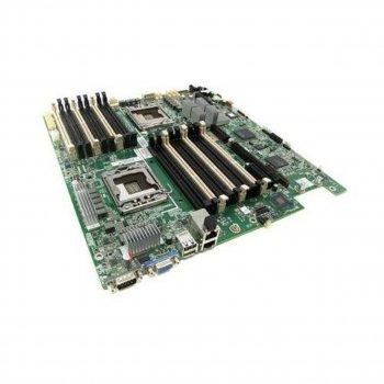 Комплект материнская плата HP 494274-002 + память 4Гб, s1366, 19xDDR3, 2xSATAII, 2xLAN, VGA, EATX Б/У