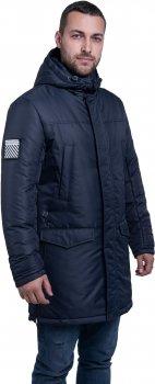 Куртка Riccardo Лонг 3 Синяя