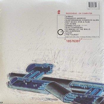 Виниловая пластинка Radiohead - OK Computer