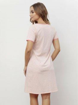 Ночная рубашка Roksana 1167 Светло-розовая