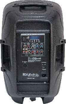 Активний комплект акустичних систем IBIZA PKG12A-SET