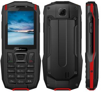 Мобільний телефон Ulefone Armor MINI Black-Red