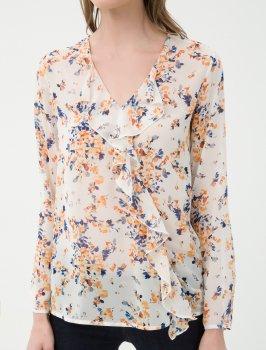 Блузка Koton 6YAK63026EW Orange Design