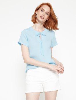 Блузка Koton 7YAK18555OW Blue