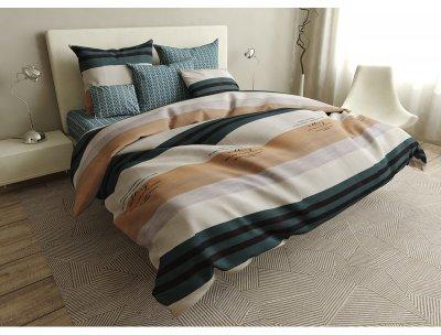 Комплект постельного белья SoundSleep Vedding бязь 160х220 (93425551)