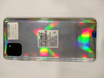 Мобільний телефон Samsung Galaxy Note10 Lite 6/128Gb N770F 1000006317415 Б/У