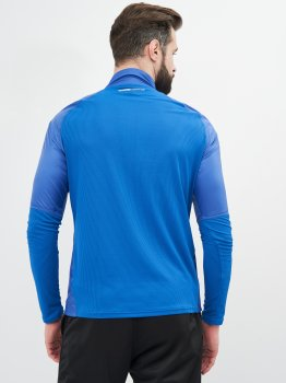 Спортивная кофта Mizuno DRYAEROFLOW LS HZ J2GC052526 Синяя
