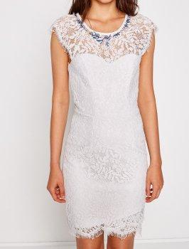 Платье Koton 7YAK84053FK Grey