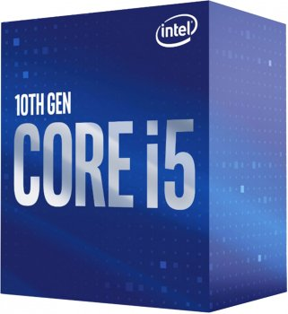 Процесор Intel Core i5-10600K 4.1 GHz/12MB (BX8070110600K) s1200 BOX