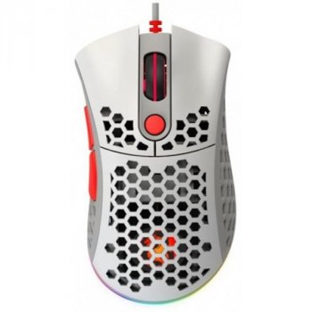Мышь 2E Gaming HyperSpeed Pro RGB Retro White (2E-MGHSPR-WT) USB